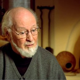 John Williams (Composer) über die Arbeit mit Steven Spielberg - OV-Interview