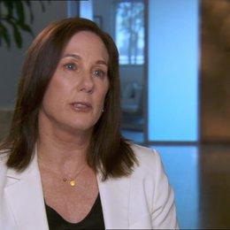 Kathleen Kennedy (Produzentin) über den Film - OV-Interview