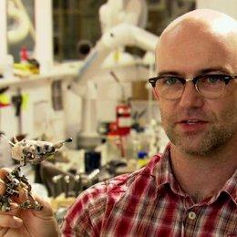 Andy Gent - Supervising Puppet Modeller - über die Puppen - OV-Interview