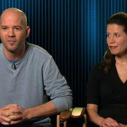 Tony Smeed und Amy Lawson Smeed - Supervising Animator und Animator - Tony darüber dass Ralph Reichts ein grosses Projekt ist - OV-Interview