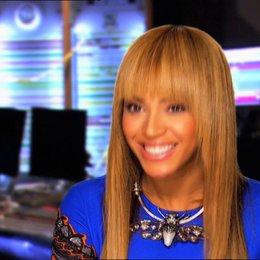 Beyoncé Knowles - Königin Tara - über die Animation - OV-Interview