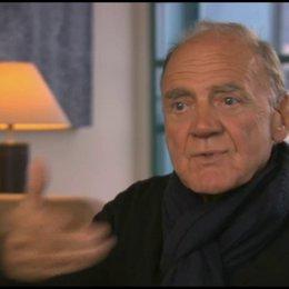 Bruno Ganz über die Faszination des Films - Interview
