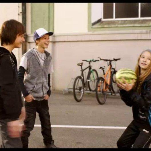 Melonenattacke - Szene