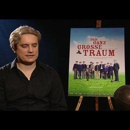 Sebastian Grobler (Regisseur) über die Bedeutung von Fussball für ihn und den Film - Interview