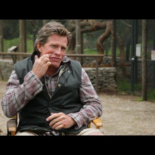 Thomas Haden Church - Duncan Mee - über die Arbeit mit Matt Damon - OV-Interview