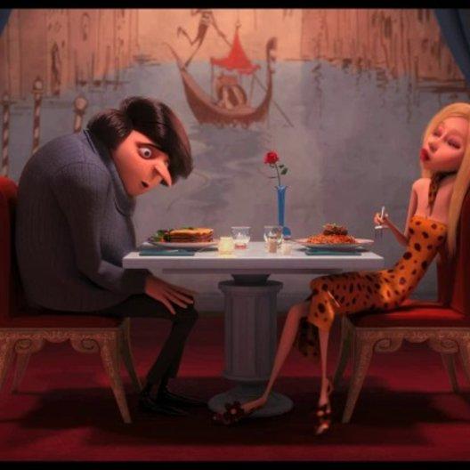Grus Blind Date - Szene