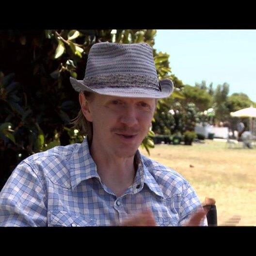 Andrew Adamson über das Erwachsenwerden der Schauspieler - OV-Interview