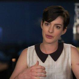 Anne Hathaway - Jewel - über die Arbeit mit Andy Garcia - OV-Interview