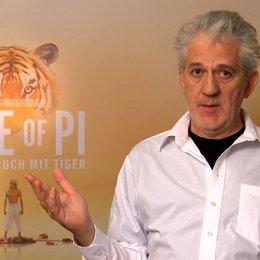 "Ilja Richter über Suraj Sharma (der junge ""Pi"") - Interview"