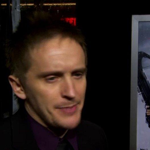 US Premiere - Tommy Wirkola - Regisseur und Drehbuchautor - über seine Arbeit am Film - OV-Interview