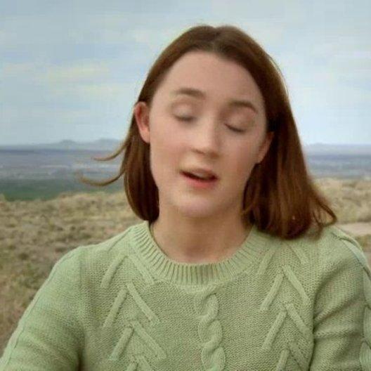 Saoirse Ronan über das Casting der männlichen Hauptrollen - OV-Interview