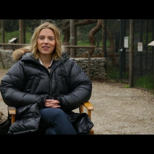 Scarlett Johansson - Kelly Foster - über ihre Rolle - OV-Interview