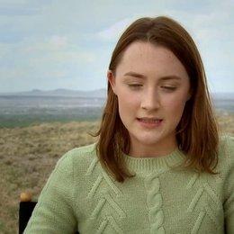 Saoirse Ronan über William Hurt - OV-Interview