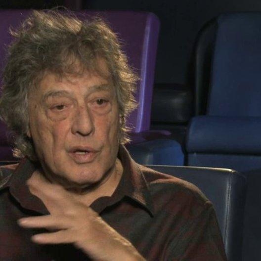 Tom Stoppard über die russische Gesellschaft der damaligen Zeit - OV-Interview