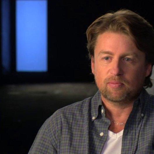 Mikael Hafstroem über seine Beteiligung am Filmprojekt - OV-Interview