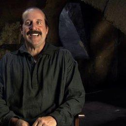 Peter Stormare - Sheriff Berringer - über das Drehbuch und den Regisseur - OV-Interview