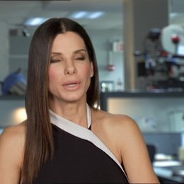 Sandra Bullock -Ashburn - über eine nicht ganz jugendfreie Comedy - OV-Interview