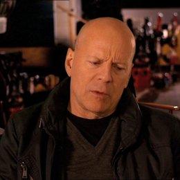 Bruce Willis (John McClane) über die falsche Zeit am falschen Ort - OV-Interview