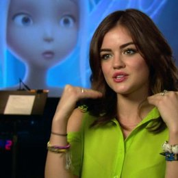 Lucy Hale - Periwinkle - über Periwinkle - OV-Interview