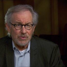 Steven Spielberg (Regisseur-Produzent) über Lincoln - OV-Interview
