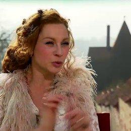 Christiane Paul über die Botschaft - Interview