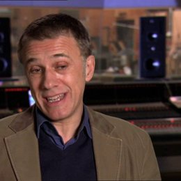 Christoph Waltz - Mandrake - über die Arbeit mit dem Regisseur - OV-Interview