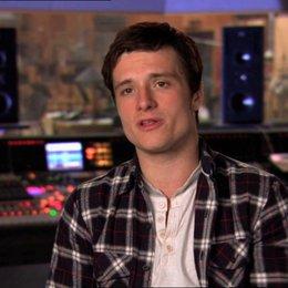 Josh Hutcherson - Nod - über die Fähigkeiten der Leafmen - OV-Interview