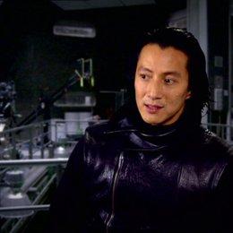 Kenuichio Harada über Logan am Anfang der Geschichte - OV-Interview