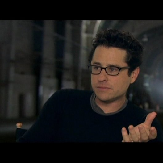 Interview mit dem Produzenten J.J. Abrams - OV-Interview