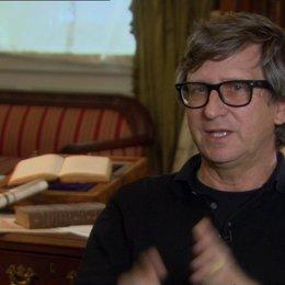 Rick Carter (Szenenbildner) über den Film - OV-Interview