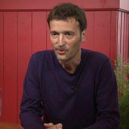 Ed Herzog - Regisseur - ob er die Romane schon vorher kannte - Interview