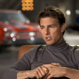 Tom Cruise - Jack Reacher über die Action im Film - OV-Interview