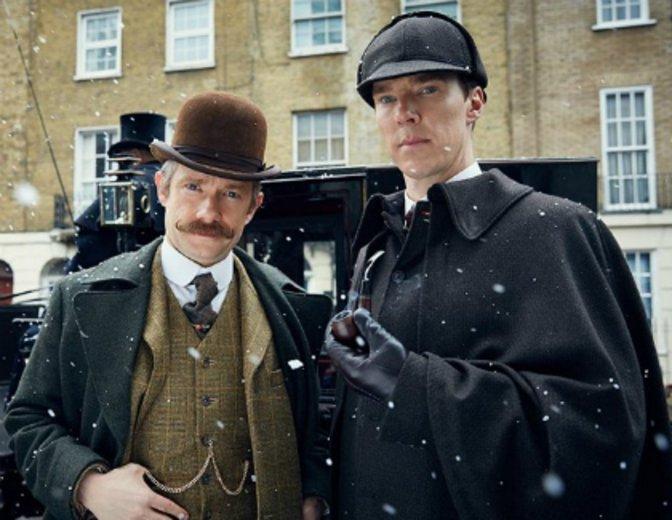 Sherlock Special   Artikel