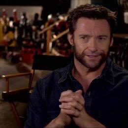 Logan über Wolverine als Strassenkämpfer - OV-Interview
