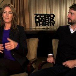 Kathryn Bigelow und Mark Boal Kamera A über den Film und die Besetzung - OV-Interview