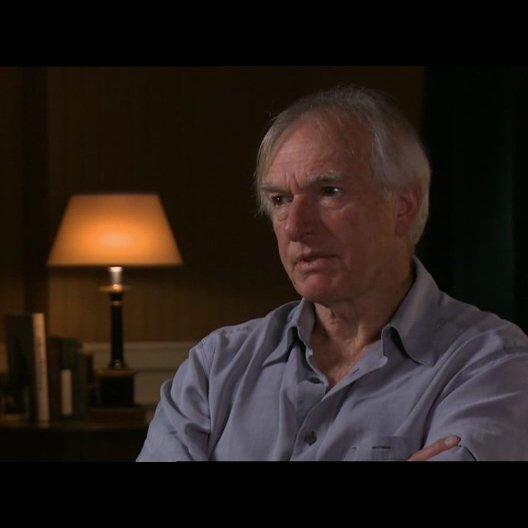 Peter Weir ueber Ed Harris - OV-Interview
