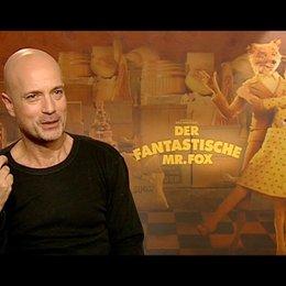 Christian Berkel über das gemeinsame Synchronisieren mit Andrea - Interview