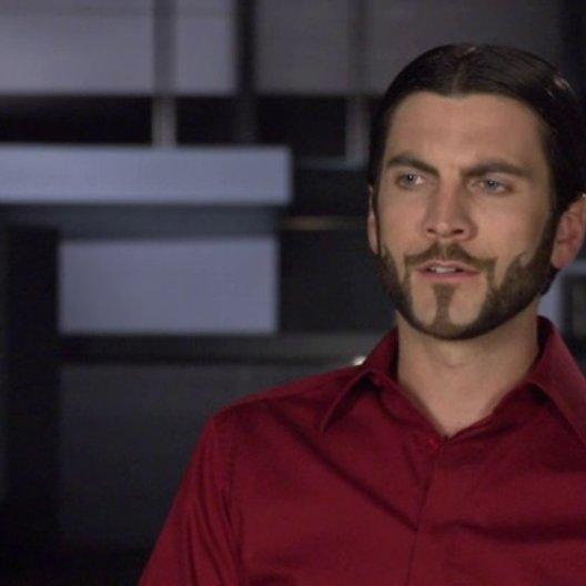 WES BENTLEY -Seneca- über seine Rolle - OV-Interview
