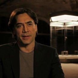 Javier Bardem über die Stunts - OV-Interview