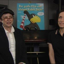Katharina Thalbach über die Faszination ihrer Rolle - Interview