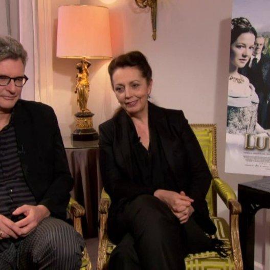 Peter Sehr und Marie Noelle darüber, wie sie Hauptdarsteller Sabin Tambrea gefunden haben - Interview