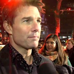 Weltpremiere - Tom Cruise - Jack Reacher über die Stunts - OV-Interview