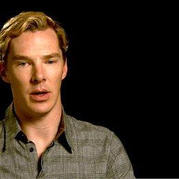 Benedict Cumberbatch (Major Jamie Stewart) über seine Rolle Major Stewart - OV-Interview
