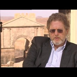 Moszkowicz über das Besondere der Geschichte - Interview