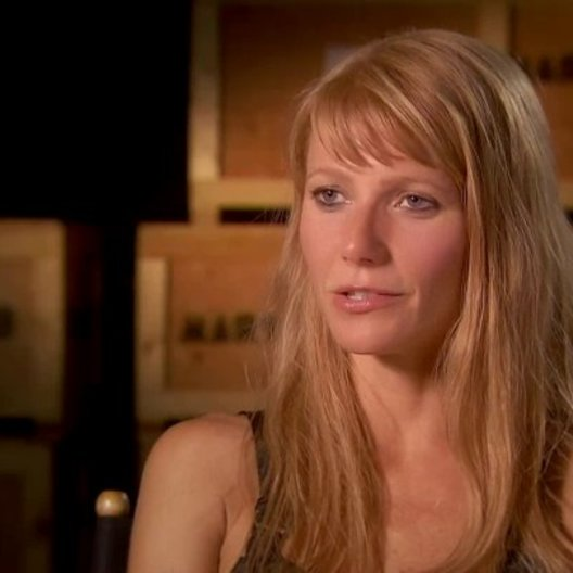 Gwyneth Paltrow - Pepper Potts - über Peppers Rolle im Film - OV-Interview