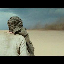 Sandsturm - Szene