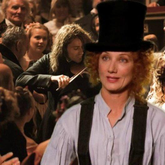 Joely Richardson - Ethel Langham - über die Stimmung zwischen den Schauspielern - OV-Interview