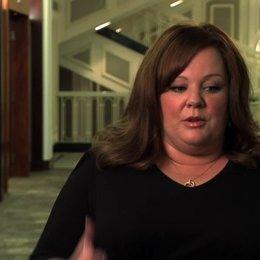 Melissa McCarthy über die körperliche Anstrengung ihrer Rolle - OV-Interview