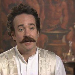 Matthew Mcfadyen über Oblonskij - OV-Interview