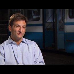 Tom Jacobson (Produzent) über Moskau als Schauplatz - OV-Interview